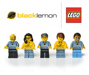 Blacklemon Lego minifigures