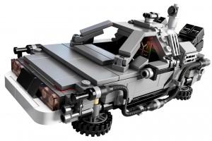 Lego Cuusoo 21103 Back to the Future delorean