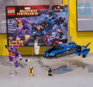 LEGO 76022 - Super Heroes X-Men Contro La Sentinella