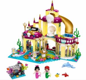 41061-LEGO-2015-Disney-Princess-Ariels-Undersea-Palace-41063-Set-with-Sebastian-Flounder-e1412214150731