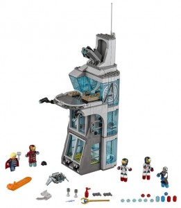 Lego-76038-Attack-on-Avengers-Tower-super-heroes-2