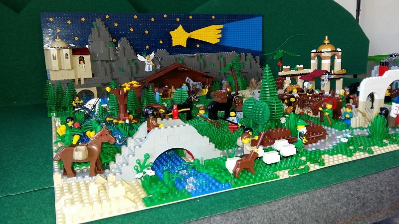 Presepe in LEGO! | Piacenza Bricks - LEGO® Users Group di Piacenza