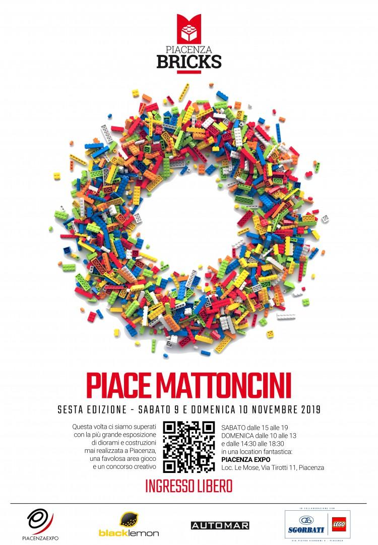 Lego Piace Mattoncini Piacenza Bricks