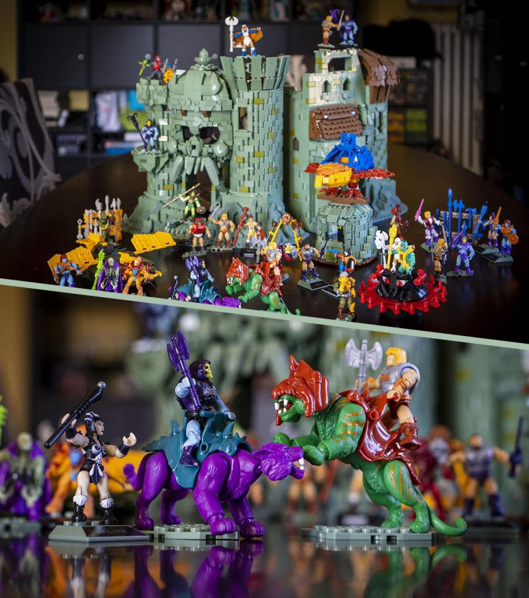 Mega Construx Masters of the Universe