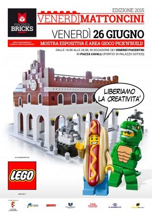 Venerdì Mattoncini 2015 - Seconda Edizione