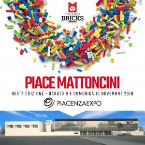 Piace Mattoncini 6 LEGO Piacenza